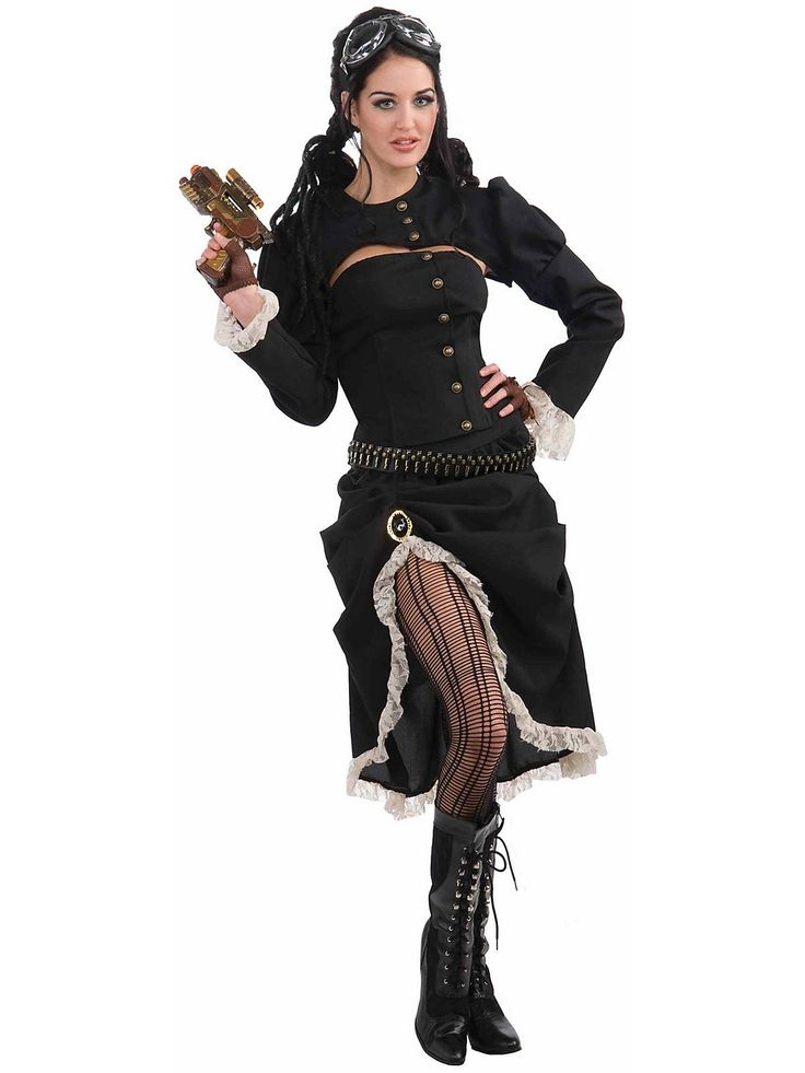check out womens steam punk renegade costume wholesale steampunk halloween - Halloween Punk Costume