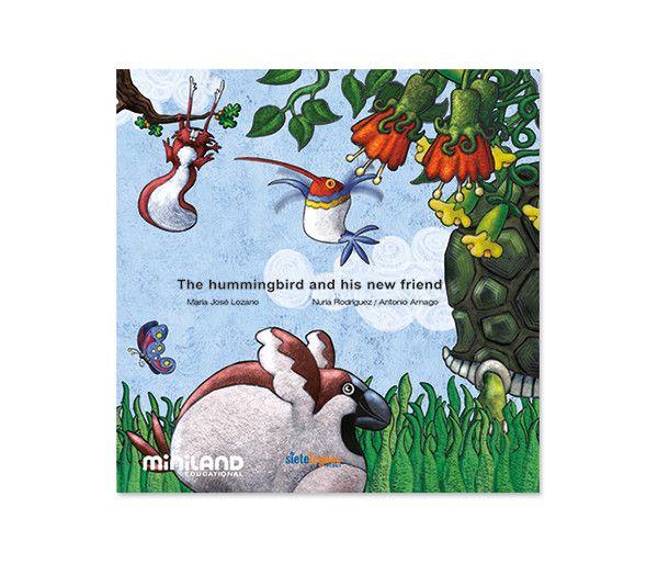 INGELESEZ! Koli es un aventurero colibrí. Su tierno corazón le lleva a descubrir interesantes personajes más allá del bosque donde vive, pero sólo con uno podrá comenzar una bonita amistad.