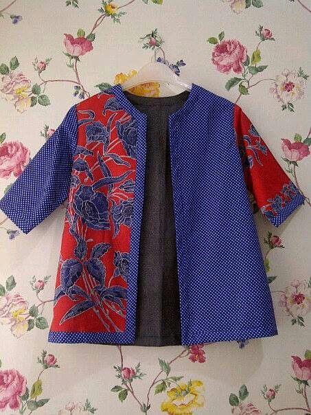 batik dua motif