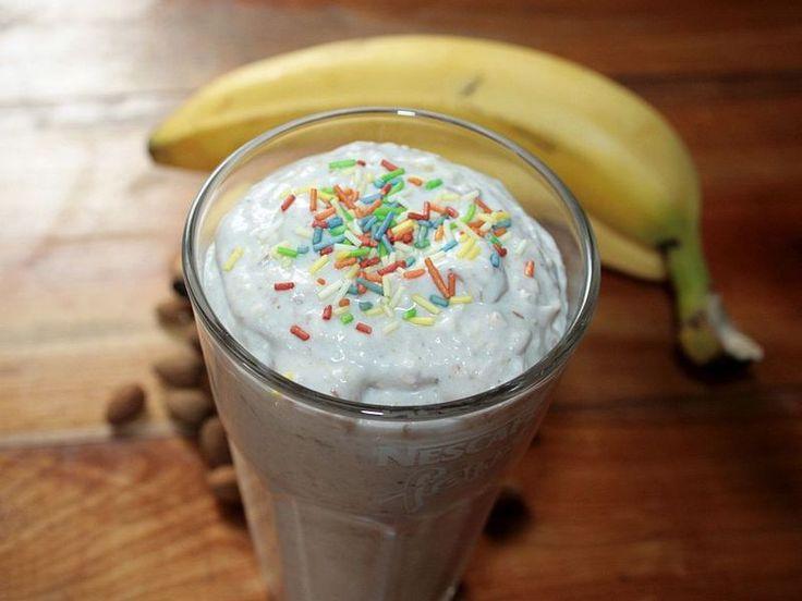 Bananowy shake na bogato - 0