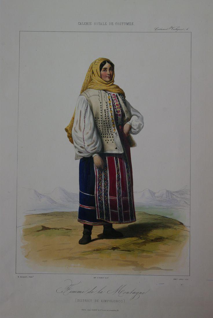 Regiunea Campulung-Femeie de la munte