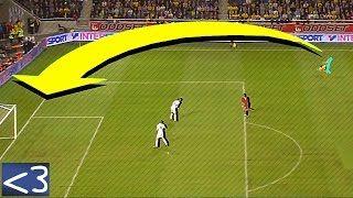 DIE 9 BERÜHMTESTEN FUßBALL TORE DER WELT! - YouTube