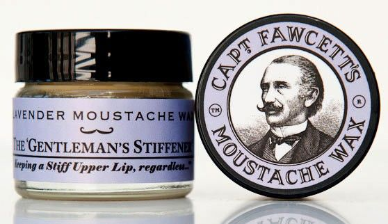 Captain Fawcett's Vosk na Fúzy - Levandula via Barber.sk. Click on the image to see more!