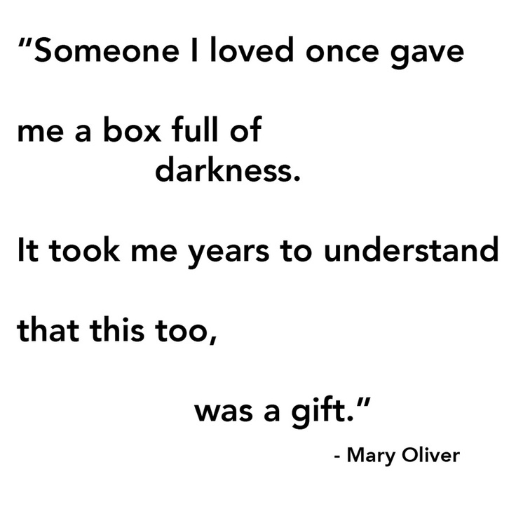 Mary Oliver Love Quotes: Confession... I Love Quotes