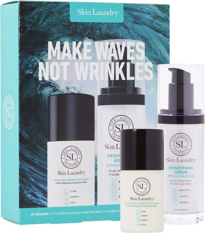 Make Waves Not Wrinkles Kit Ulta Beauty Skin Laundry Wrinkles