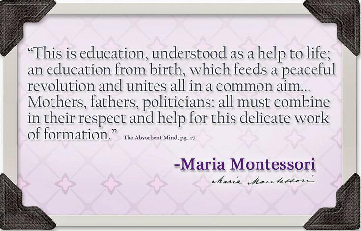 23 Interesting Facts About Maria Montessori | Italian Educator + Quotes