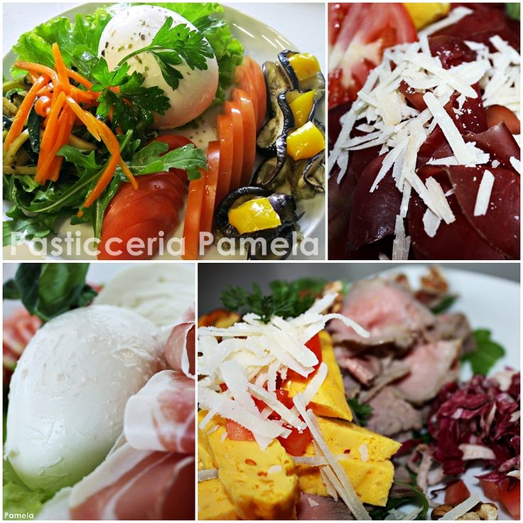 Alcuni dei nostri piatti. #pasticceria #Pamela #Modena #bar #lunch #pranzo #salato  Seguici su www.facebook.com/PasticceriaPamela