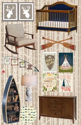 Awesome Camping Themed Nursery. My Nursery Design Services Will Go To Funding Our  Adoption! Nursery Ideas For BoysCamping ...