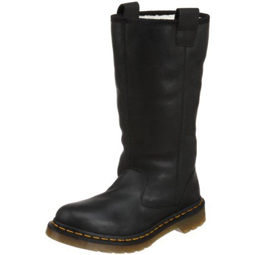 Dr. Martens!!! Im soo getting these boots!   Jenny Pull On Boot