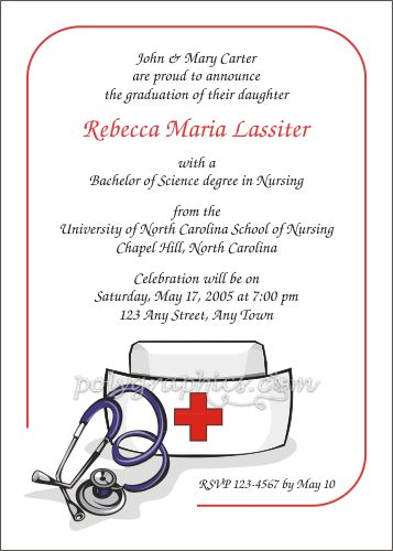 14 best Graduation invitations images on Pinterest Graduation - best of invitation wording ideas for graduation party