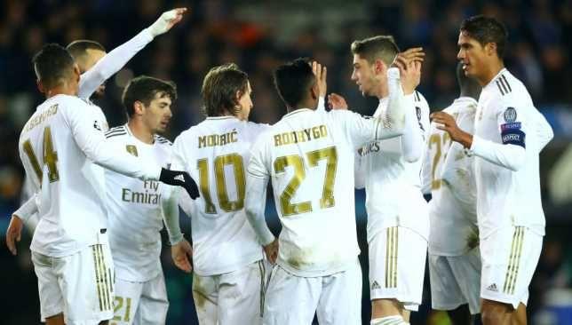 تقييم لاعبي ريال مدريد بعد الفوز على كلوب بروج Real Madrid Real Madrid Football Real Madrid Goal