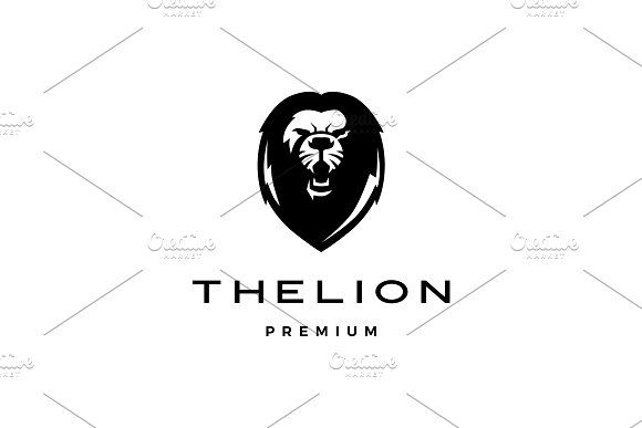 Roaring Lion Head Logo Vector Icon By Vastard In 2020 Lion Head Logo Vector Logo Lion Logo Find images of roaring lion. pinterest