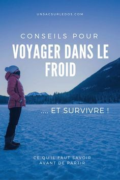 """Je suis frileuse et ne suis pas équipée génétiquement pour être une super voyageuse. Pourtant, cela ne va pas m'empêcher de partir! """"Mais comment fais-tu pour voyager dans les pays froids?"""": voici mes #conseils d'expérience! J'espère ça vous rassurera pour partir sans crainte dans les contrées gelées de notre globe… même pour les plus frileux et ceux qui ont la maladie de #Raynaud. #GrandNord #froid #voyage #neige #glace #Canada #Islande #Finlande #Patagonie #Norvège #Alaska #polaire #chaud"""
