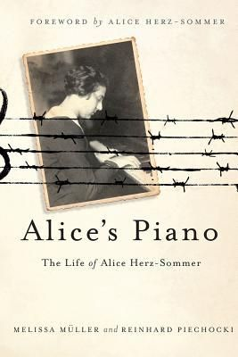 Alice's Piano is a straightforward, chronological biography of Alice Herz-Sommer's amazing life. It was originally published in German as Ein Garten Eden immitten der Holle or A Garden of Eden in the Middle of Hell, which perfectly describes what she created, along with the other Jewish musicians who were imprisoned in the Theresienstadt concentration camp.