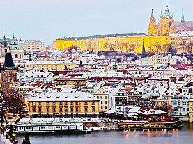 Minivacanta 1 Decembrie - Praga - Hotel Olympik Tristar 3*