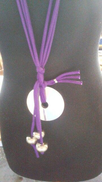 It's a new Boho necklace!