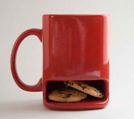 dunk mug $22 must have: Cookies, Gift Ideas, Dunk Cup, Coffee Cups, Fun, Tea Cups, Smart, Red Dunk
