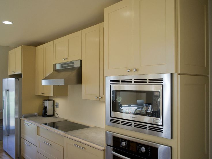 Unfinished Kitchen Cabinets Ward Log Homes From How Hard Is It To Paint  Kitchen Cabinets