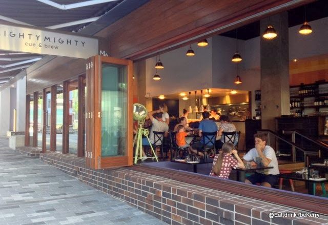 Brisbane's newest drinks and dining hot spot– M