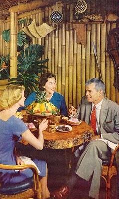 Tiki Club!  Retro Dining