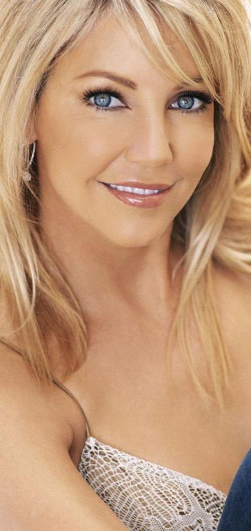 Heather Locklear...my wife went to Capistrano Elementary School in L.A. with this beautiful woman.