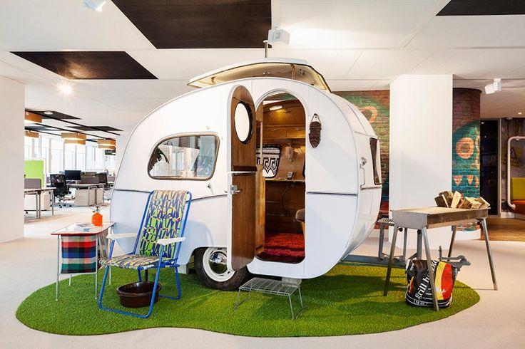 caravan als kantoor - Google zoeken