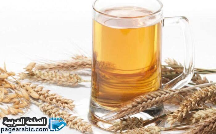 علاج تنمل الرجل او اليد فوائد عصير الشعير الصفحة العربية Beer Glasses Glassware Beer Mug
