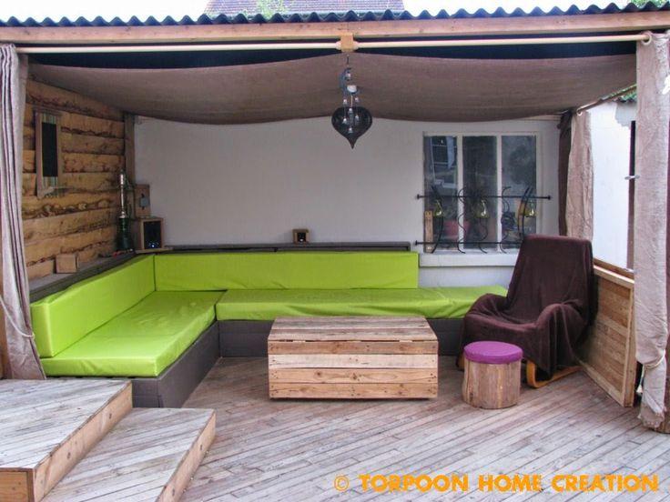 94 best Comment aménager un toit terrasse? images on Pinterest - toiture terrasse bois accessible