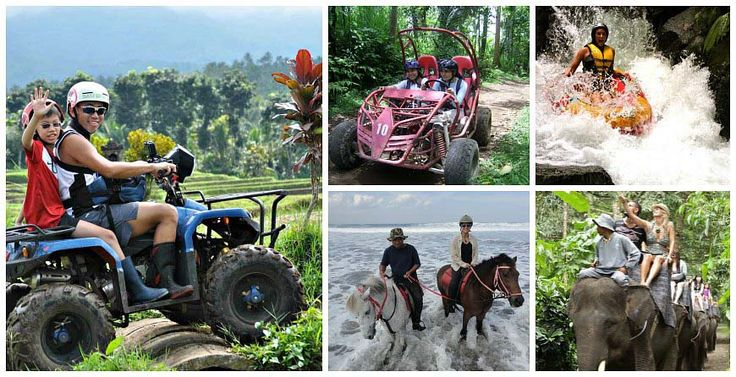 ATV Adventures  Combo Packages
