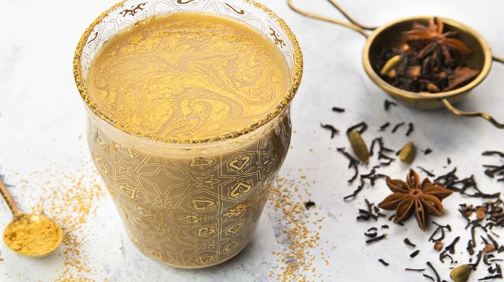 Liquid Gold Chai