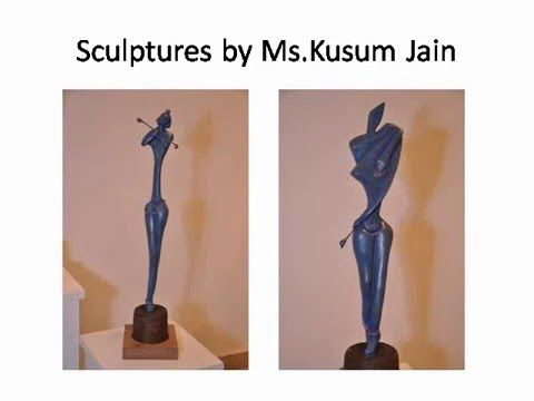 Indian Sculptures - India Art Gallery – Sculptors India  https://youtu.be/ldqZDrUFl5s