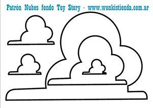 nubes fondo toy story
