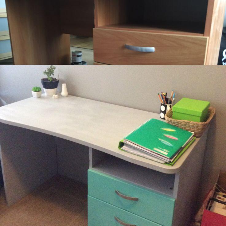 My beginning study space