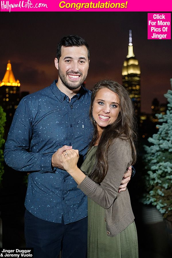 Jinger Duggar Engaged: Boyfriend Jeremy Vuolo Proposes After Months Of Courting