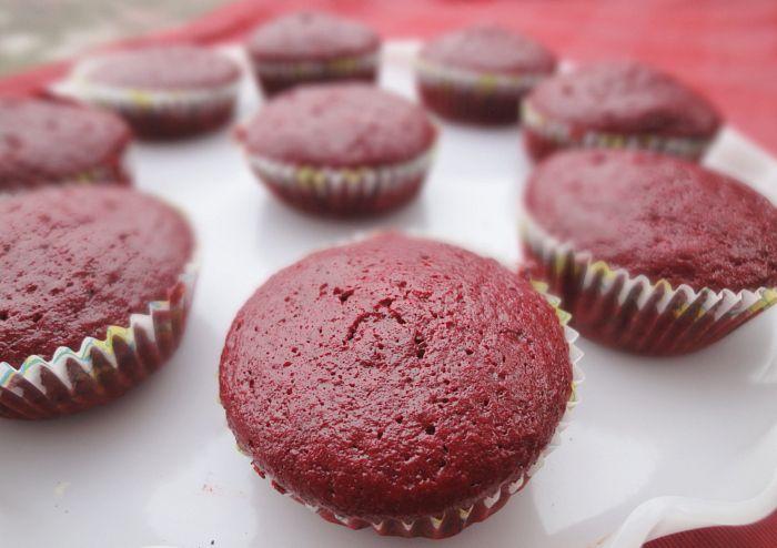 My Diverse Kitchen Red Velvet Cake