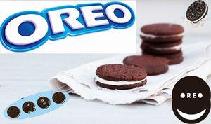Фото к рецепту: Как приготовить печенье OREO в домашних условиях