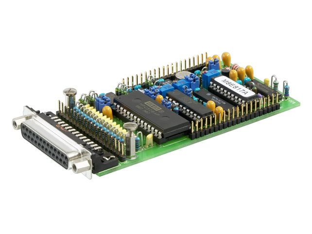 8 - 16 Channel Analog Input Module, 8 Bit Resolution Janz Tec VMOD-8E8 & VMOD-8E16 available from http://www.agsindustrialcomputers.com