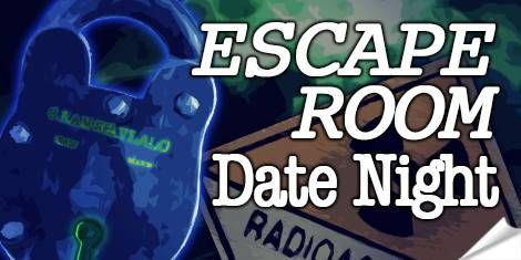 Make your next home date *unforgettable* by transforming your house into a real life escape room for your partner! The printable pack has all you need!