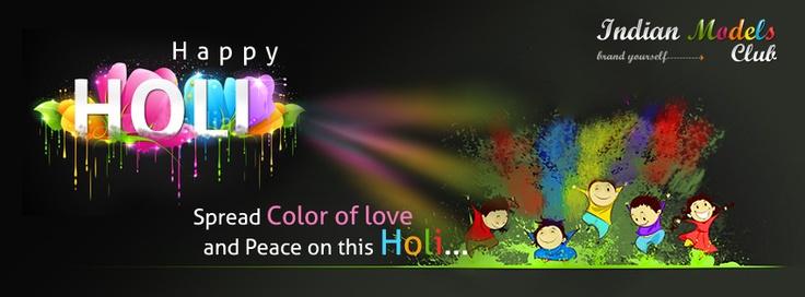 Happy Holi..............