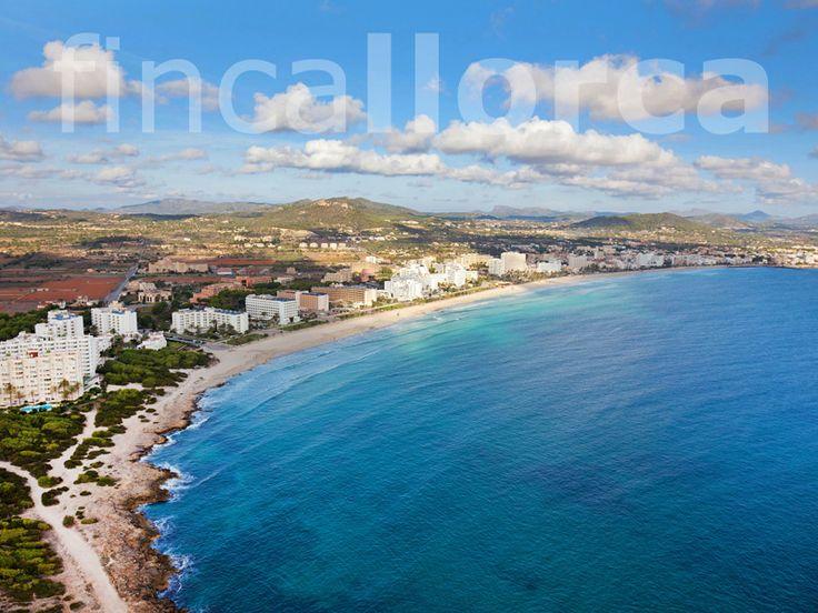 "Bild Strand ""Cala Millor"" auf Mallorca"