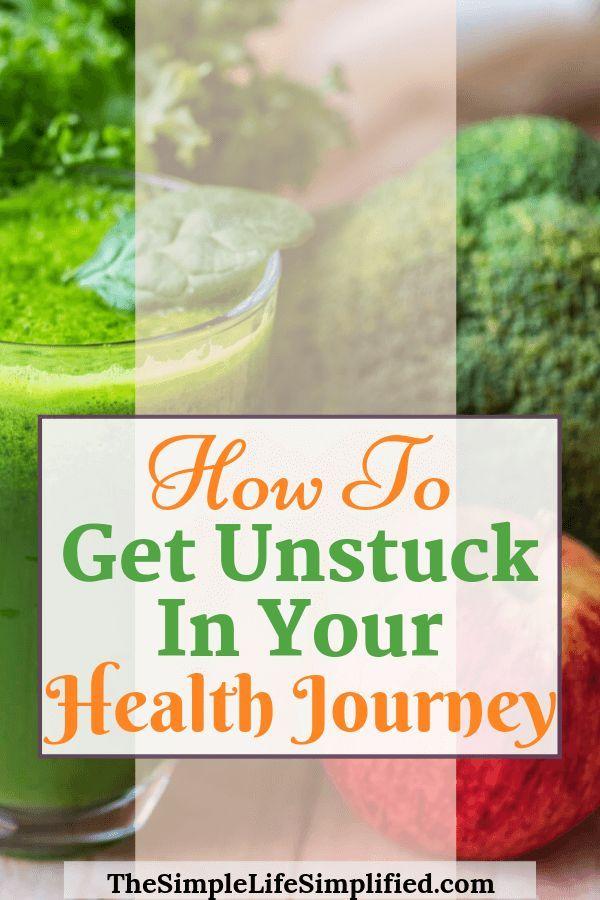 how to get unstuck in diet