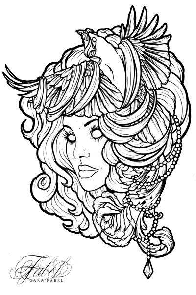 Oltre 25 Fantastiche Idee Su Coloriage Chica Vampiro Su Pinterest
