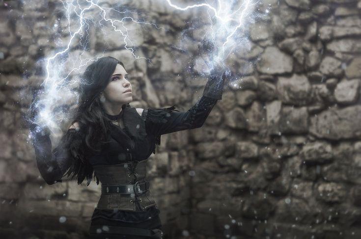 Yennefer - The Witcher Wild Hunt by TophWei.deviantart.com on @DeviantArt