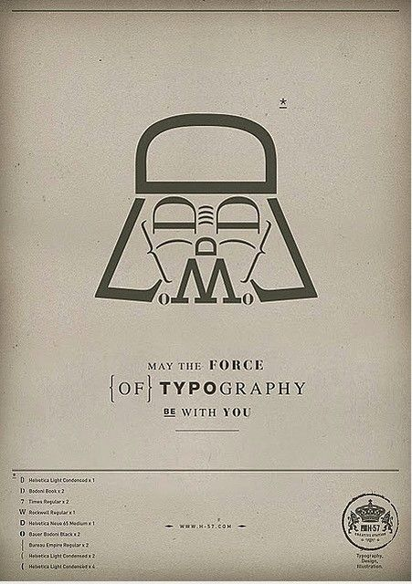 I love me some great Typography!