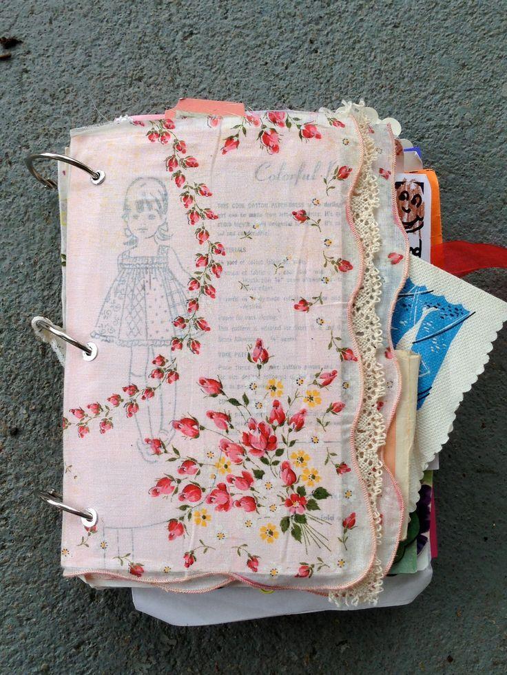 Travel Journal-Art Diary-Eclectic Design| Serafini Amelia| Art Journal Swap, récap!
