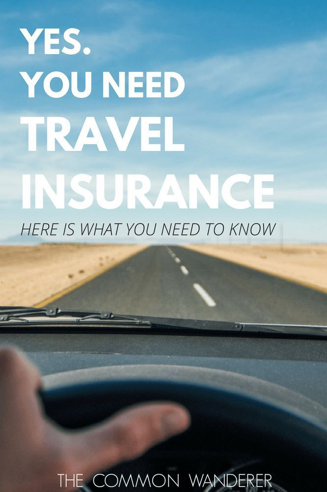 Yes, if you travel you absolutely need travel insurance.   -  Here's our easy to understand travel insurance guide that helps to breakdown the fine print and makes finding the right policy easy.