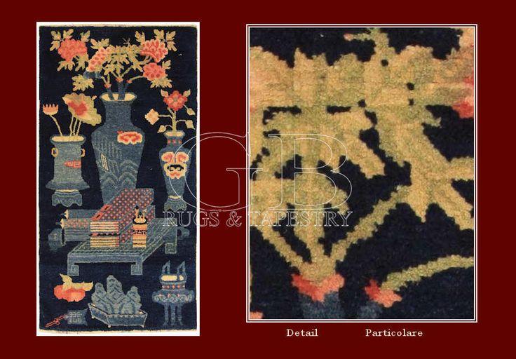 Tappeti Cinesi Pechino: Agra antico cm 240 x 292 morandi ...