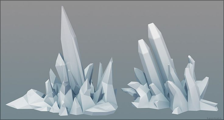 crystal 3d model - Google Search