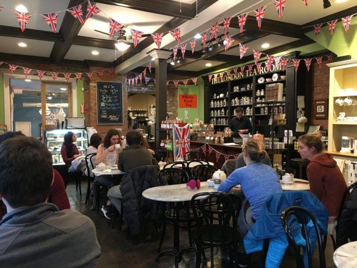2. The London Tea Room