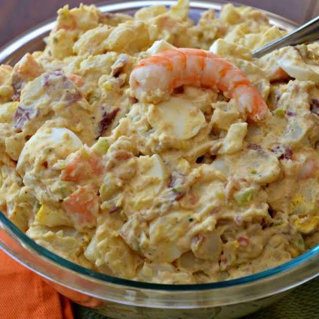 Best Cajun Potato Salad Recipe